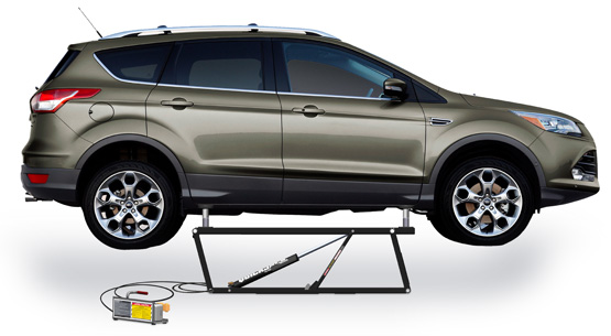 Portable Car Lift for Truck or SUV