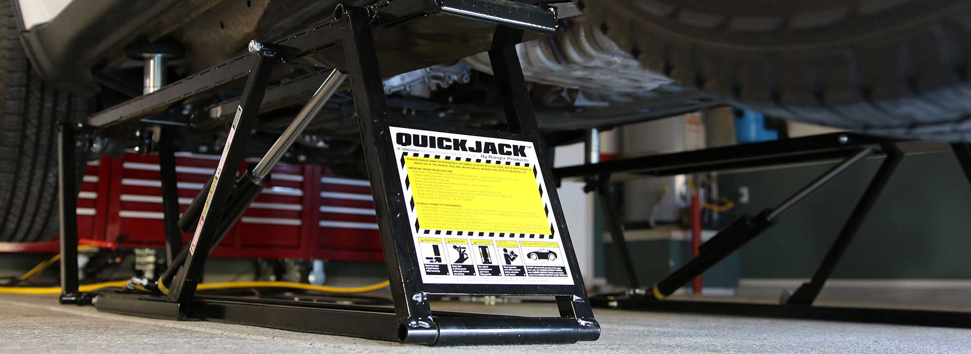 Car Lift For Home Garage >> QuickJack Canada - Portable Car Lift System for Home Garage or Repair Shop