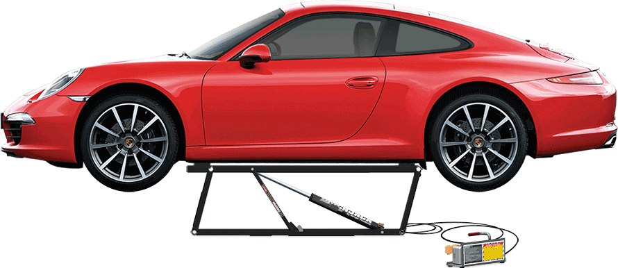 QuickJack Portable Car Lift in Canada