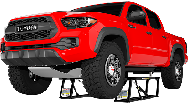 QuickJack BL-7000EXT extended-length truck car lift